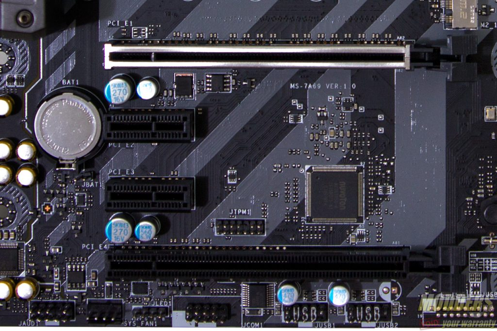 MSI B250M Mortar Motherboard
