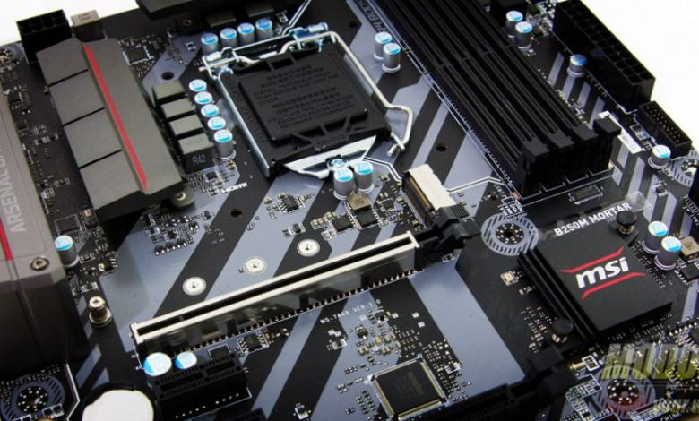 Photo of MSI B250M Mortar Motherboard Review: Bettering the Basics
