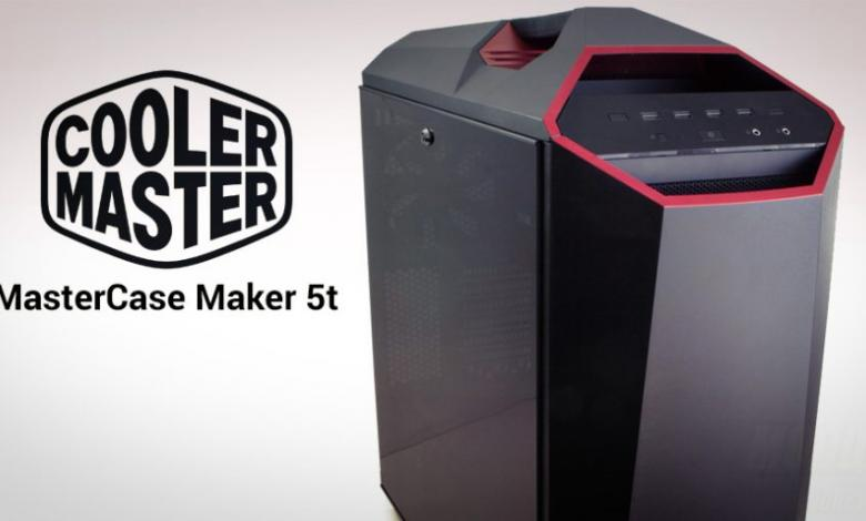 Photo of Cooler Master MasterCase Maker 5t Review
