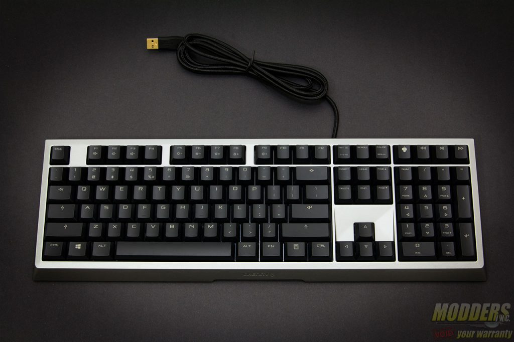 Cherry MX Board 6.0 Keyboard Review: A Most Comfortable Tank ansi, cherry mx, Gaming, Keyboard, mx board 6.0 1