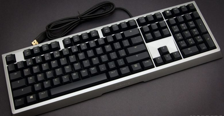 Photo of Cherry MX Board 6.0 Keyboard Review: A Most Comfortable Tank