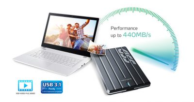 SC660H External Solid State Drive