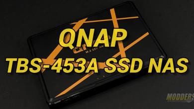Photo of QNAP TBS-453A 4-Bay M.2 SSD NAS Review