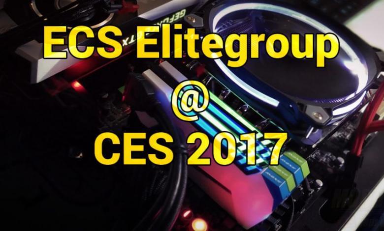 Photo of ECS Elitegroup @ CES 2017: Apollo Lake, Kaby Lake and AM4