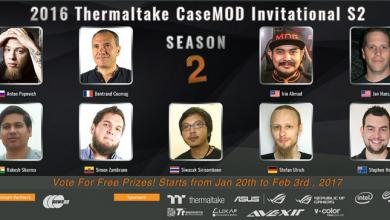 Photo of 2016 Thermaltake CaseMod Invitational Season 2 Voting Begins
