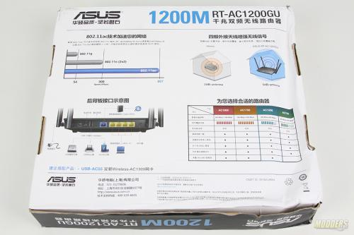 ASUS RT-AC1200GU WiFi Router Review 2.4Ghz, 5Ghz, AC Router, ASUS, RT-AC1200GU, WiFi Router 3