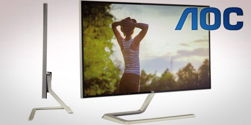 New AOC Frameless Q2781PQ Monitor Announced