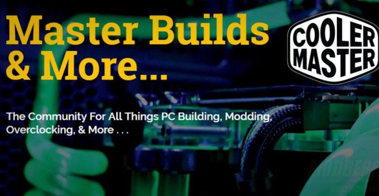 Photo of Cooler Master Reveals the #MASTERBUILD Website