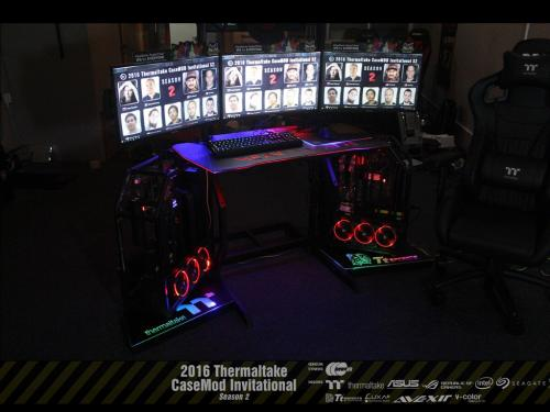 2016 Thermaltake CaseMod Invitational Season 2 Voting Begins irieahmed