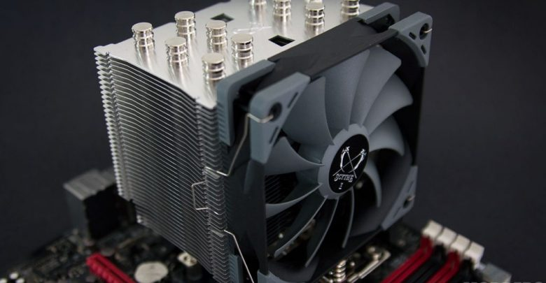 Photo of Scythe Mugen 5 CPU Cooler Review