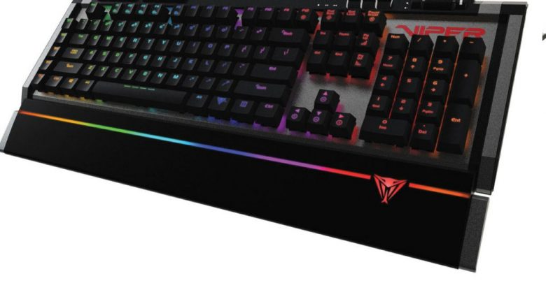 Photo of Patriot Announces V770 RGB and V730 Mechanical Gaming Keyboards