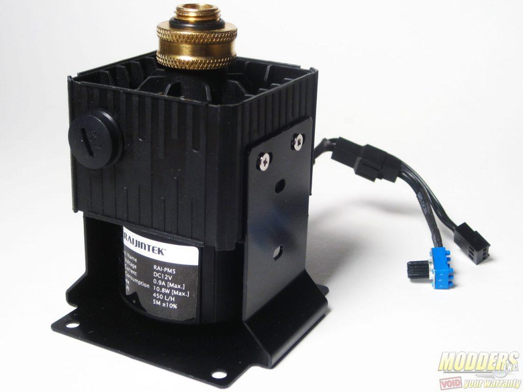 Gumball Case - Part 1 pump