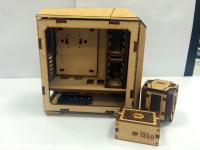 Cooler Master Mini MasterCase Wooden Puzzle Available for a Limited Time Cooler Master, mastercase, mini, minimod, Raspberry Pi, wooden puzzle 6