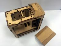Cooler Master Mini MasterCase Wooden Puzzle Available for a Limited Time Cooler Master, mastercase, mini, minimod, Raspberry Pi, wooden puzzle 5