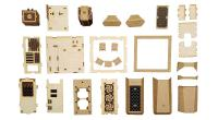Cooler Master Mini MasterCase Wooden Puzzle Available for a Limited Time Cooler Master, mastercase, mini, minimod, Raspberry Pi, wooden puzzle 1
