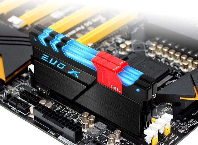 Photo of GeIL Unveils EVO X DDR4 RGB LED Kit