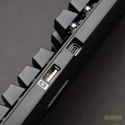 HyperX Alloy FPS Mechanical Gaming Keyboard Review CherryMX, HyperX, Kingston, LED lighting, USB 2