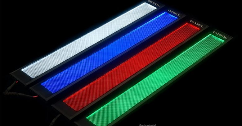Photo of Alphacool Offers Quality Case Lighting with New Eislicht LED