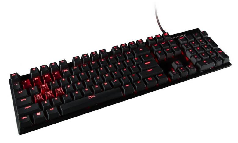 Photo of HyperX Alloy FPS Keyboard Now Available with Cherry MX Brown or Red Switches