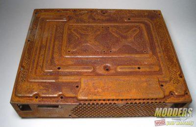 Low-Budget Rust Solution Cheap mods, DIY, Patina, rust 4