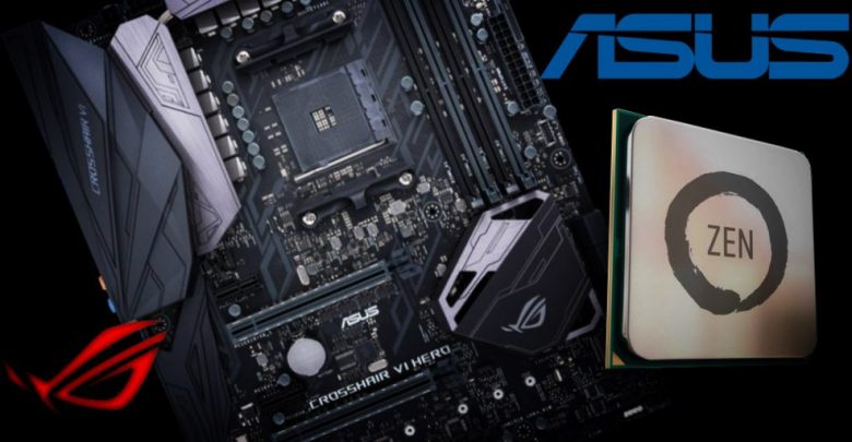 Photo of ASUS Previews RoG Crosshair VI Hero AM4 Motherboard Features