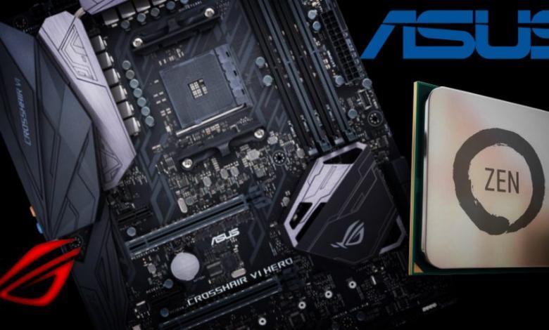 Photo of ASUS Previews RoG Crosshair VI Hero AM4 Motherboard Features