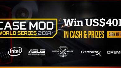 Photo of Cooler Master Case Mod World Series 2017 Registration Now Open