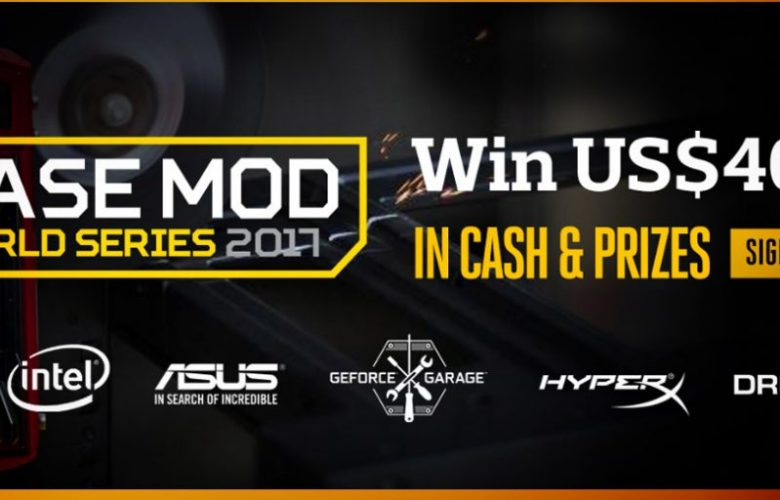 Cooler Master Case Mod World Series 2017 Registration Now Open