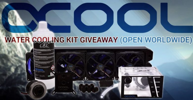 Photo of Alphacool Water Cooling Kit Giveaway for February