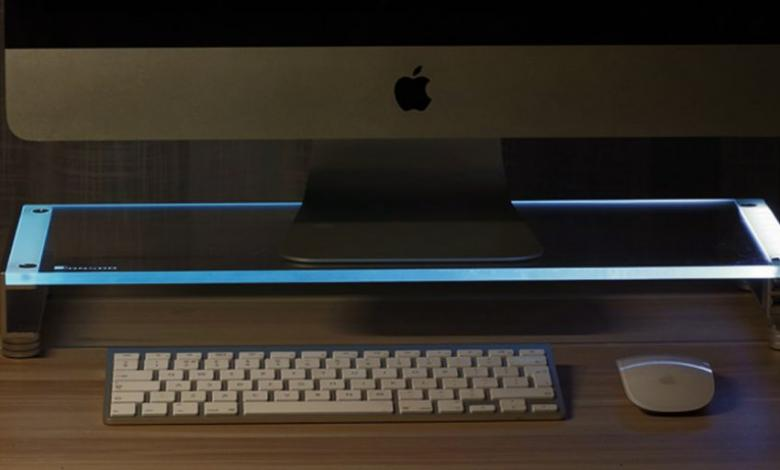 Photo of New Jonsbo GA-01 is Not Your Average Monitor Stand