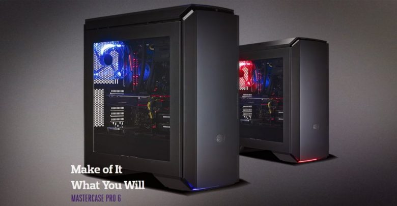 Photo of Modularity Meets Simplicity with New CM MasterCase Pro 6