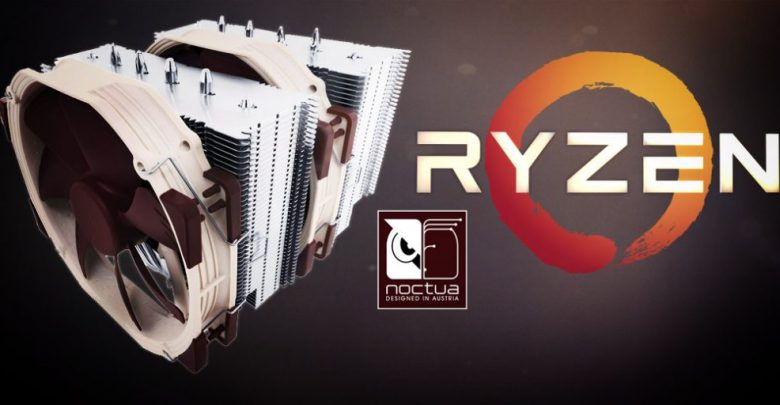 Photo of Noctua is Ryzen Ready with Special Edition AM4 Coolers and Free AM4 Upgrade Kit