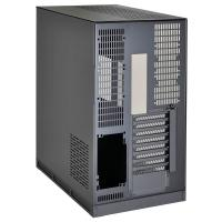 Lian Li Doubles Up on Tempered Glass with PC-011 Case aluminum, Case, dual-chamber, Lian Li, pc-011, tempered glass 4