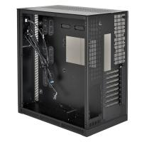 Lian Li Doubles Up on Tempered Glass with PC-011 Case aluminum, Case, dual-chamber, Lian Li, pc-011, tempered glass 6