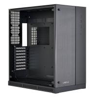 Lian Li Doubles Up on Tempered Glass with PC-011 Case aluminum, Case, dual-chamber, Lian Li, pc-011, tempered glass 7