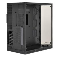 Lian Li Doubles Up on Tempered Glass with PC-011 Case aluminum, Case, dual-chamber, Lian Li, pc-011, tempered glass 8