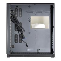 Lian Li Doubles Up on Tempered Glass with PC-011 Case aluminum, Case, dual-chamber, Lian Li, pc-011, tempered glass 17