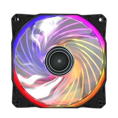 Antec Joins the RGB Bandwagon with New Rainbow 120 Fans
