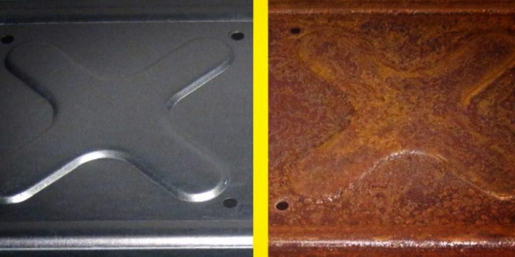 Low-Budget Rust Solution Cheap mods, DIY, Patina, rust 1