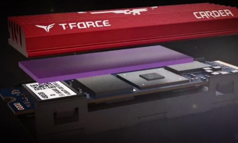 Photo of Team Group T-Force Cardea M.2 SSD Keeps Cool and Throttle-free