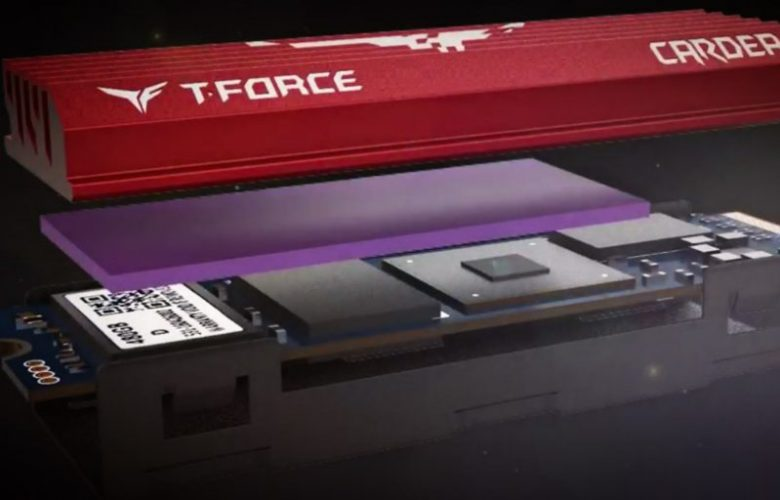 Team Group T-Force Cardea M.2 SSD Keeps Cool and Throttle-free