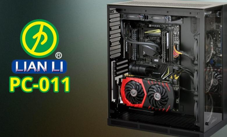 Photo of Lian Li Doubles Up on Tempered Glass with PC-011 Case