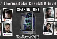 2017 Thermaltake CaseMOD Invitational: Season 1 2017 Thermaltake CaseMOD Invitational, case mod contest, Thermaltake 8