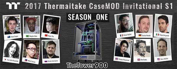 Photo of 2017 Thermaltake CaseMOD Invitational: Season 1