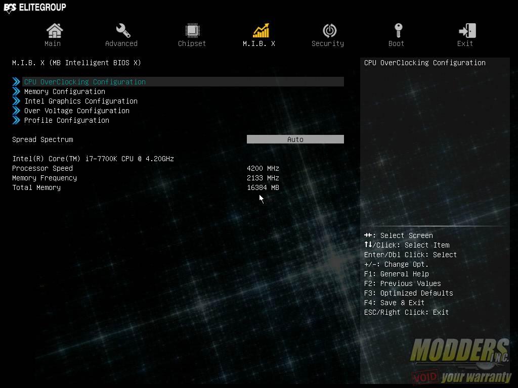 ECS Durathon 2 Z270H4-I Motherboard Review ECS, Motherboard, z270 22