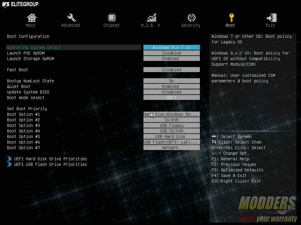 ECS Durathon 2 Z270H4-I Motherboard Review ECS, Motherboard, z270 31