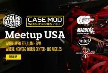 Cooler Master Case Mod World Series USA Meet-up case modders, Cooler Master, geforce garage, Intel, meet up, newegg 14