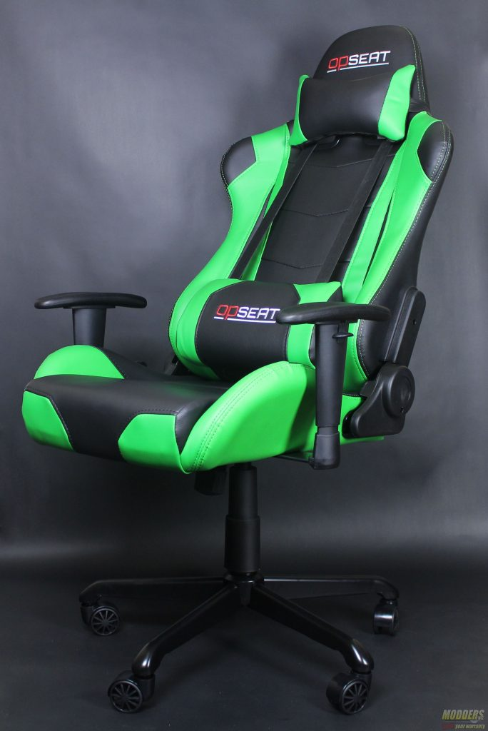 Admirable Opseat Master Series Gaming Chair Review Modders Inc Ibusinesslaw Wood Chair Design Ideas Ibusinesslaworg