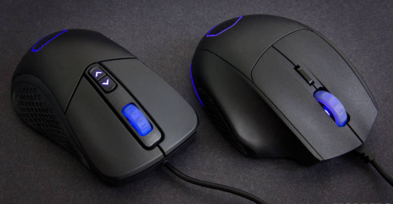 Photo of Cooler Master MasterMouse MM520 and MM530 Review