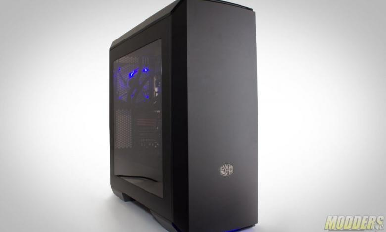Photo of Cooler Master MasterCase Pro 6 Review